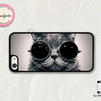Cute Cat iPhone 5C Case, iPhone Case, iPhone Hard Case, iPhone 5C Cover