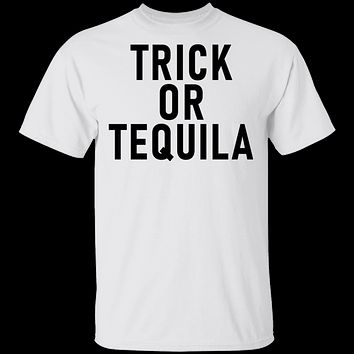 Trick Or Tequilla T-Shirt