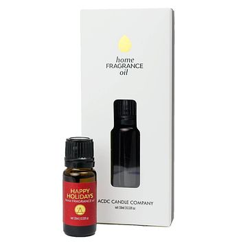 Happy Holidays Home Diffuser Fragrance Oil