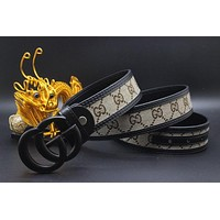 Gucci Belt Men Women Fashion Belts 503944