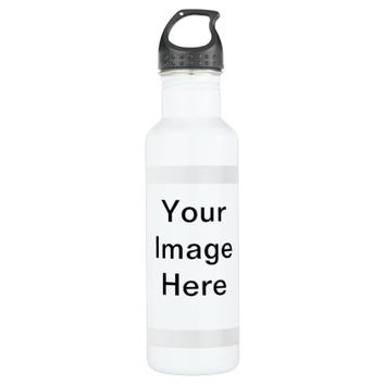 Design Your Own Custom Photo Water Bottle