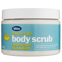 Bliss Lemon+Sage Body Scrub (12 oz)