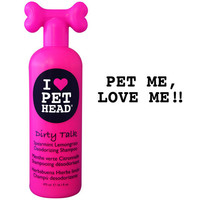 Dirty Talk Deodorizing Shampoo - 16.1oz | Pet Head