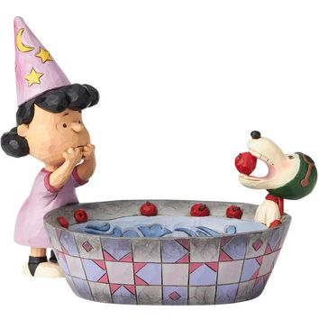 Peanuts by Jim Shore Halloween Candy Dish - 6000982