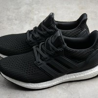 "Adidas Ultra BOOST UB 4.0 ""Black"" BB6166"