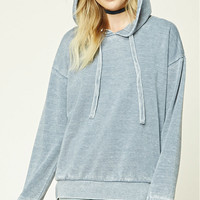 Contemporary Distressed Hoodie