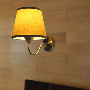 Rustic Wall Sconces Bamboo Brief Indoor Stair Lighting Bedside Wall Lamp Iluminacion Interior For Home Modern Decoration