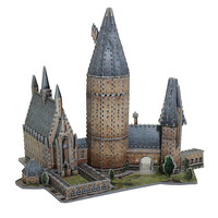 Harry Potter Hogwarts Great Hall Wrebbit 3D Puzzle
