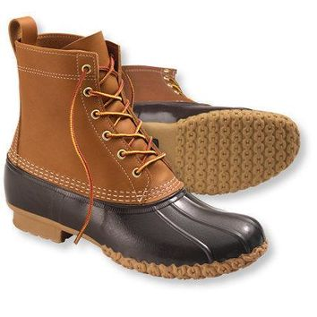 Women's Bean Boots By L.l.bean 8