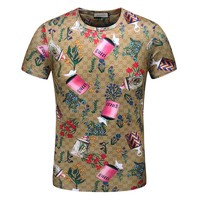 Men & Boys Gucci T-Shirt Top Tee