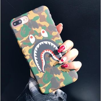 buy online 797cf 0b64c Shop Bape iPhone Case iPhone 5 on Wanelo