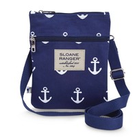 anchor crossbody bag.