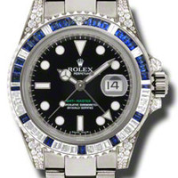 Rolex GMT-Master II Mens Automatic Watch 116759BKSABL
