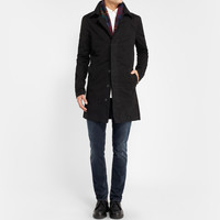 Lot78 - Heavyweight Cotton Overcoat | MR PORTER