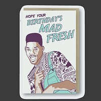 Mad Fresh Birthday