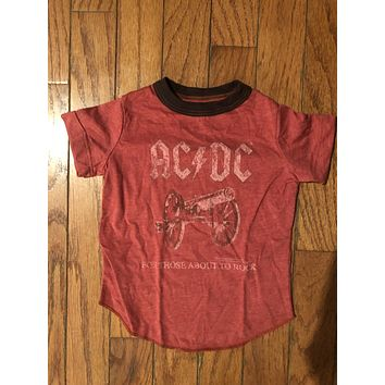 Infant/toddler band t-shirt