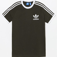 adidas California Olive T-Shirt at PacSun.com