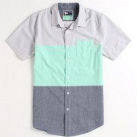 Modern Amusement Blockhead Short Sleeve Woven Shirt at PacSun.com