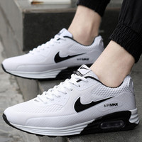 """""""NIKE"""" Increased air breathable mesh summer shoes men casual shoes sneakers running shoes tide tourism"""