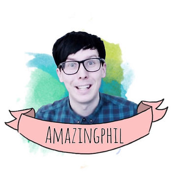 AMAZINGPHIL banner by juahern