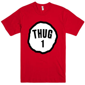 thug one t shirt