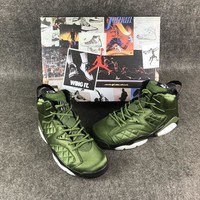 "Best Deal Online Nike Air Jordan Retro 6 Pinnacle ""Saturday Night Live"" Palm Green/Palm Green-Black AH4614-303"