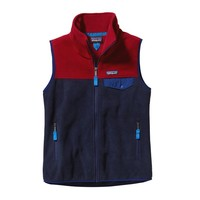 Patagonia Women's Snap-T® Vest | Navy Blue