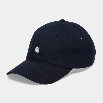 Carhartt WIP Madison Logo Cap Dark Navy