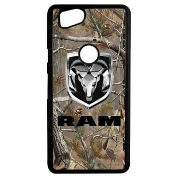 Ram Dodge Cummins Google Pixel 2 Case