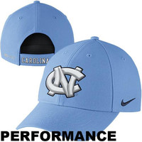 North Carolina Tar Heels Nike Performance Dri-FIT Classic Adjustable Hat – Carolina Blue