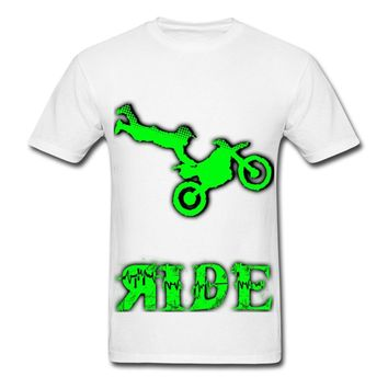 Ride - Motocross/Motorcycle T-shirt