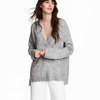 H&M Oversized Sweater $34.99