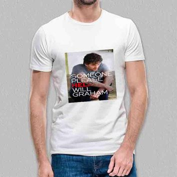Custom Gildan Men's T-Shirt  Hannibal Nbc