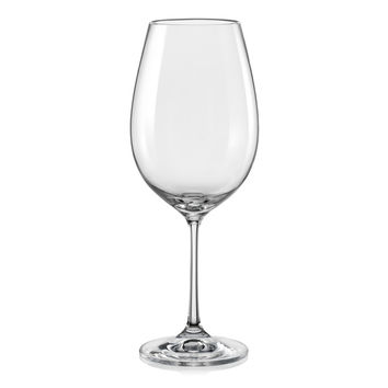 Red Vanilla Viola Red Wine Glass Set/6 18.5oz | Overstock.com Shopping - The Best Deals on Wine Glasses