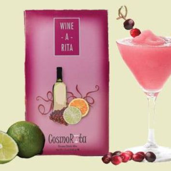 Cosmorita Drink Mix by Wine-a-Rita