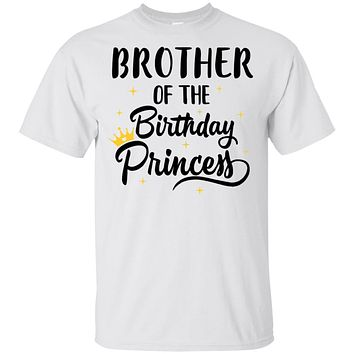 Brother Of The Birthday Princess Matching Family Party