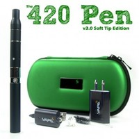 420 Pen Vaporizer v3 Filter Tip Edition - The Vape Co.