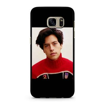 Jughead Jones Riverdale Cole Sprouse 3 Samsung Galaxy S7 Case
