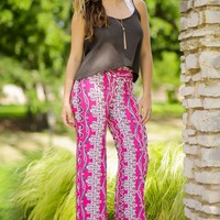 Palazzo Pants -Coacha'bella | Bottoms | Kiki LaRueBoutique