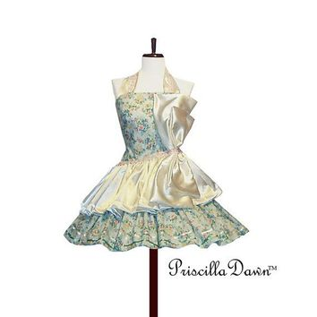 Lucious Ideela Spring Prom Dress Laced with by priscilladawn