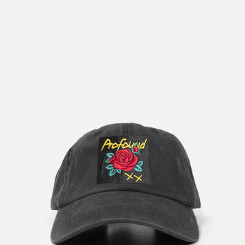 War of Roses Strapback in Black