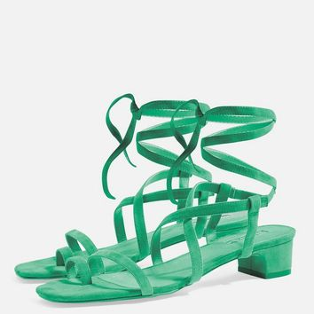 Fable Strappy Sandals | Topshop