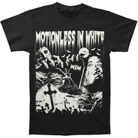 Motionless In White Men's  Graveyard T-shirt Black