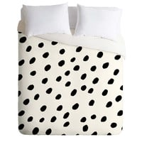 Rebecca Allen Dinner At Eight Duvet Cover
