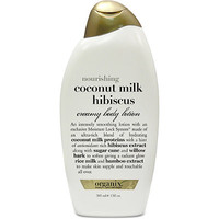 Nourishing Coconut Milk Hibiscus Creamy Body Lotion