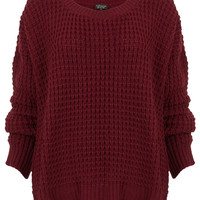 Knitted Scoop Neck Jumper - New In This Week - New In - Topshop USA