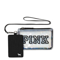 Pouch Lanyard - PINK - Victoria's Secret