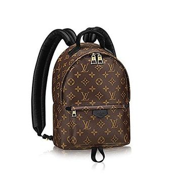 Authentic Louis Vuitton Monogram Canvas Palm Springs Backpack PM Handbag Article: M41560 Made in France  Louis Vuitton Bag