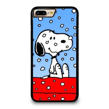 SNOOPY DOG CHRISTMAS iPhone 7 Plus Case Cover