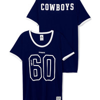 Dallas Cowboys Mesh Jersey Tee